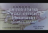 Still frame from: The Story Of The St. Lawrence Seaway Commemorative Stamp