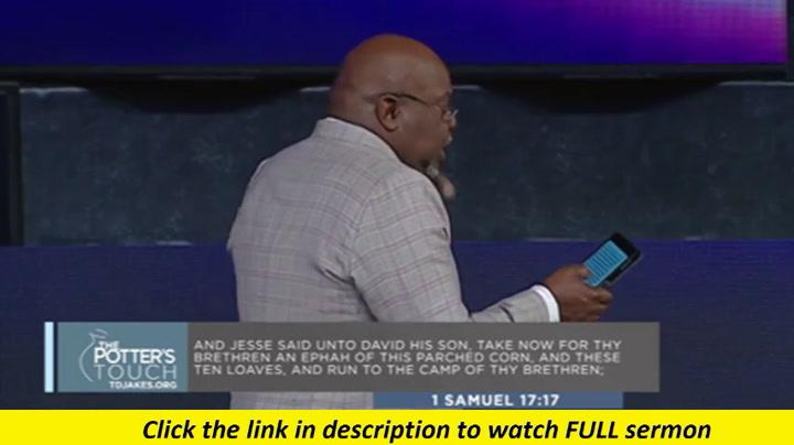 Td Jakes Mobile Sermons