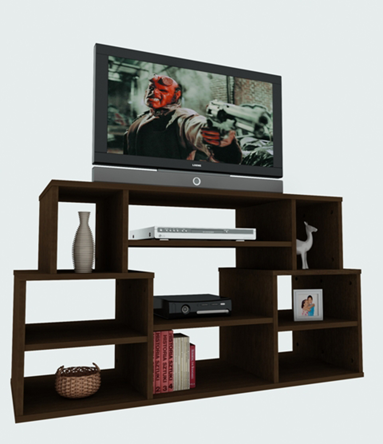Tv 432 sistemasrta free download borrow and for Muebles para tv modernos