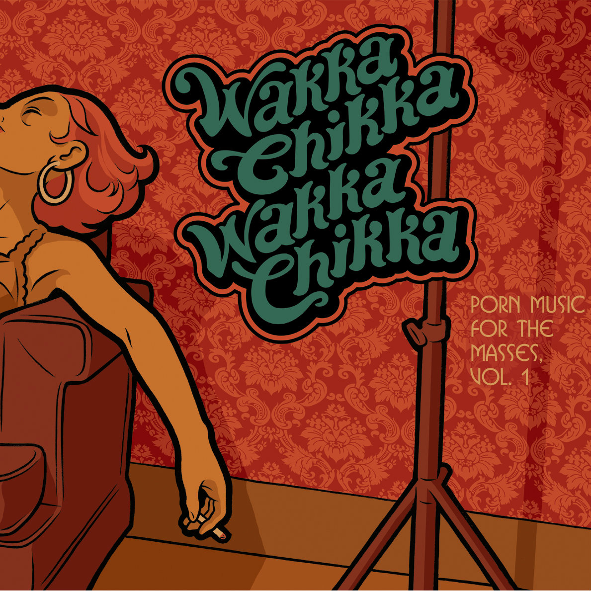 Wakka Chikka Wakka Chikka: Porn Music for the Masses Volume