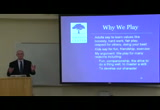 Still frame from: Why We Play: Technology, Values, and Embodiment in Sport