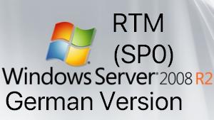 Windows Server 2008 R2 RTM (German) : Microsoft : Free