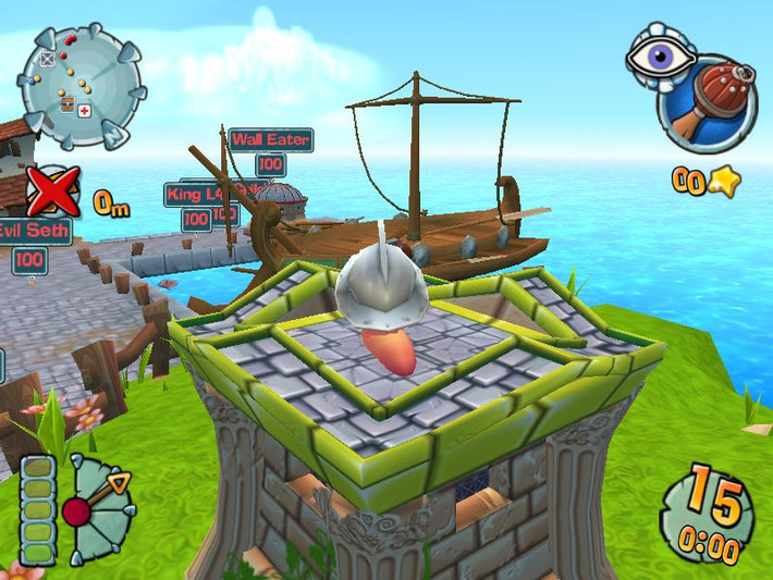 Worms Forts Under Siege Demo Team17 Software Free