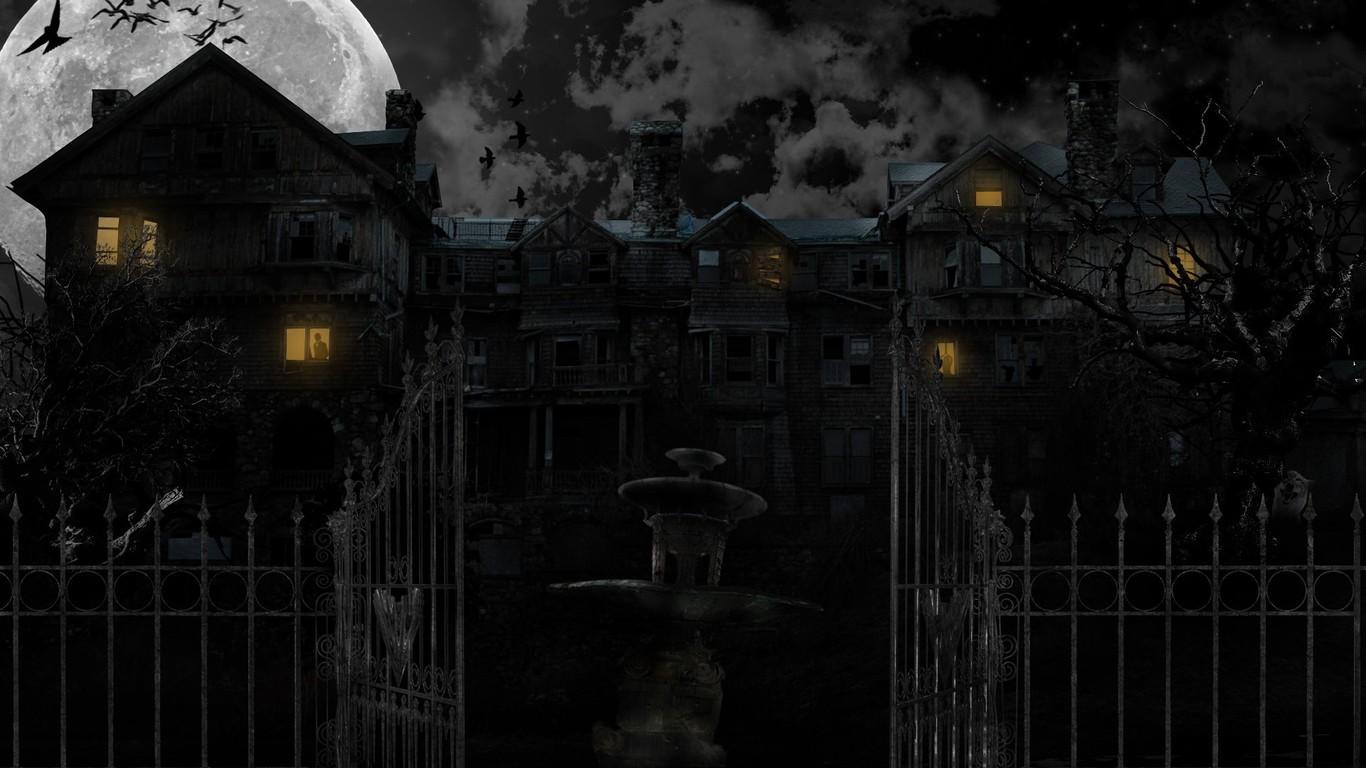 a-dark-bleak-night-1366x768-wallpaper : r : free download, borrow
