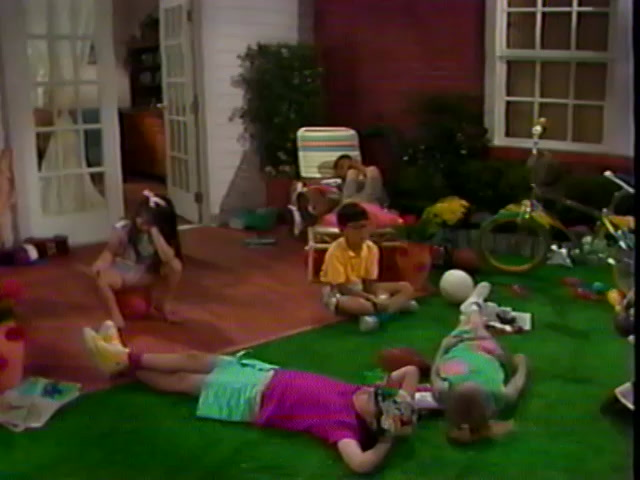 Barney and the Backyard Gang's Three Wishes : The Lyons ...