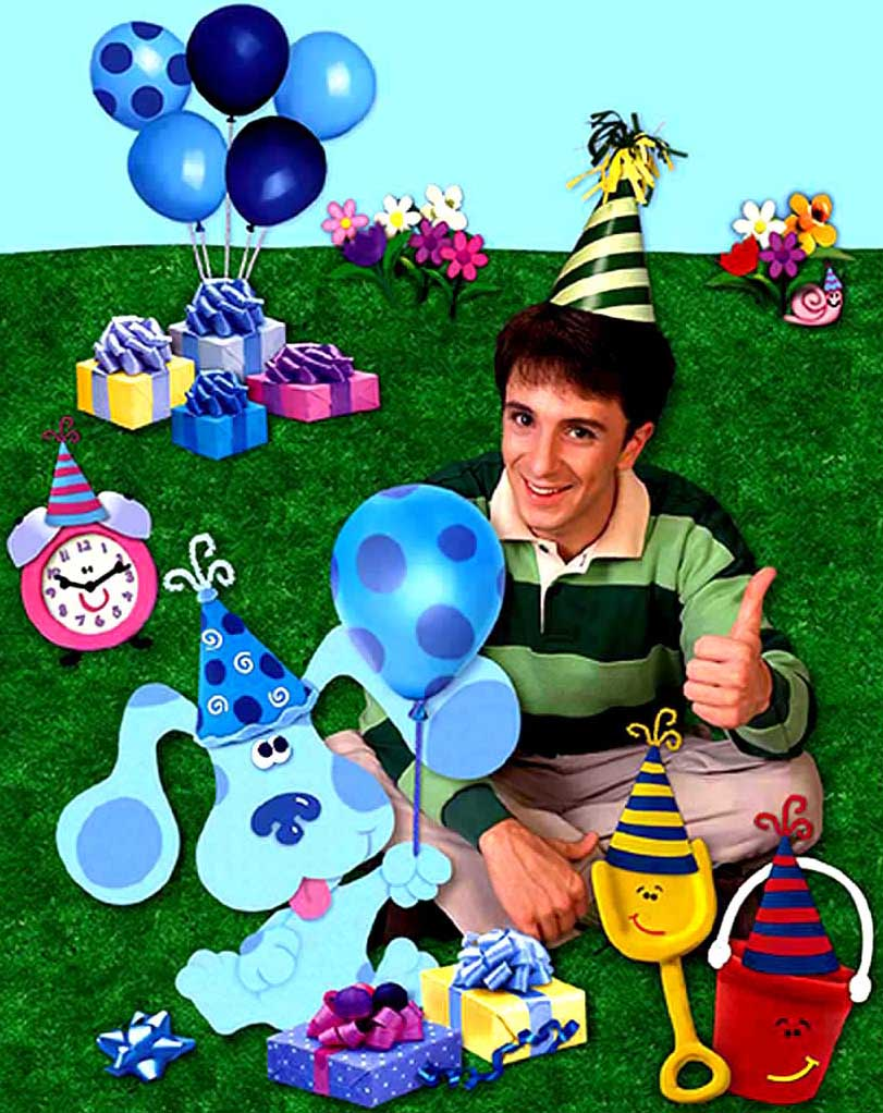 Blue's Clues : Free Download, Borrow, and Streaming ...