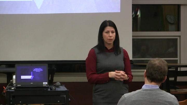 Bedford High School SOS Presentation