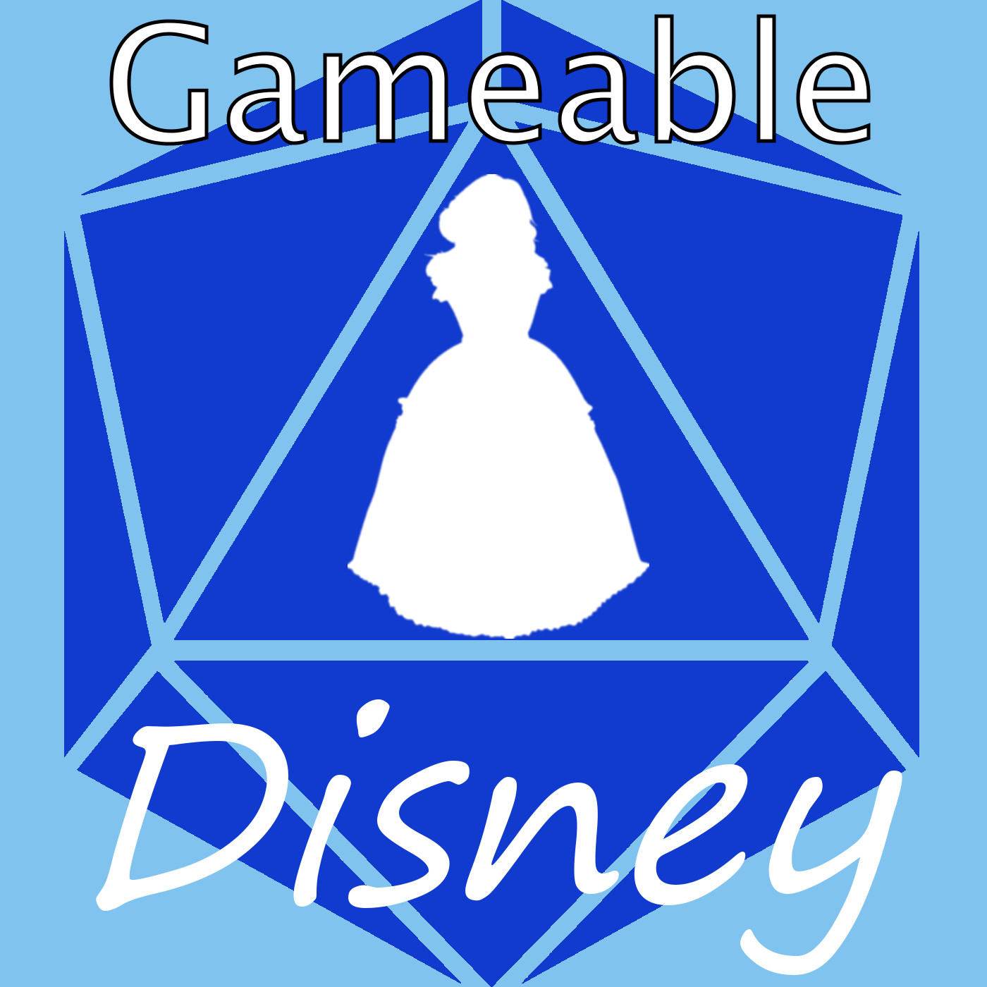 The Gameable Disney Podcast logo