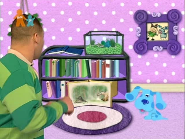 Blue S Clues Uk Tv Series 3 Part 1 Of 2 Amazon Uk Nick Jr Free Download Borrow And Streaming Internet Archive