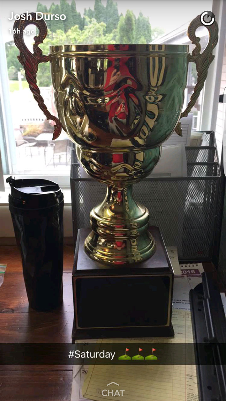CANAL CUP STOLEN FROM SFCC