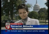 Still frame from: CBS Sept. 11, 2001 11:59 am - 12:41 pm