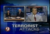 Still frame from: CBS Sept. 12, 2001 5:17 pm - 5:59 pm