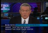 Still frame from: CBS Sept. 13, 2001 3:32 pm - 4:13 pm