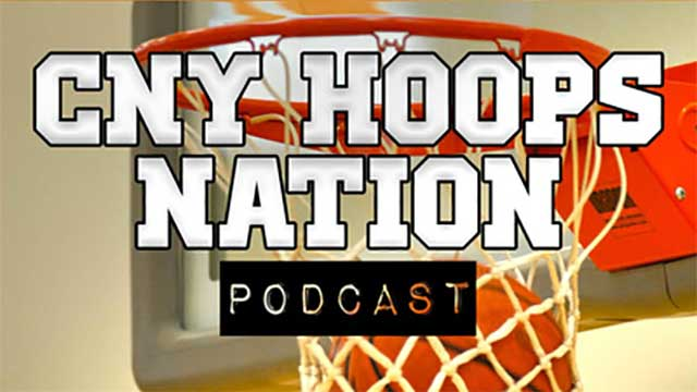 CNY HOOPS NATION: Weedsport's Josh O'Connor, Aiden Mabbett & Coach Sgarlata (podcast)
