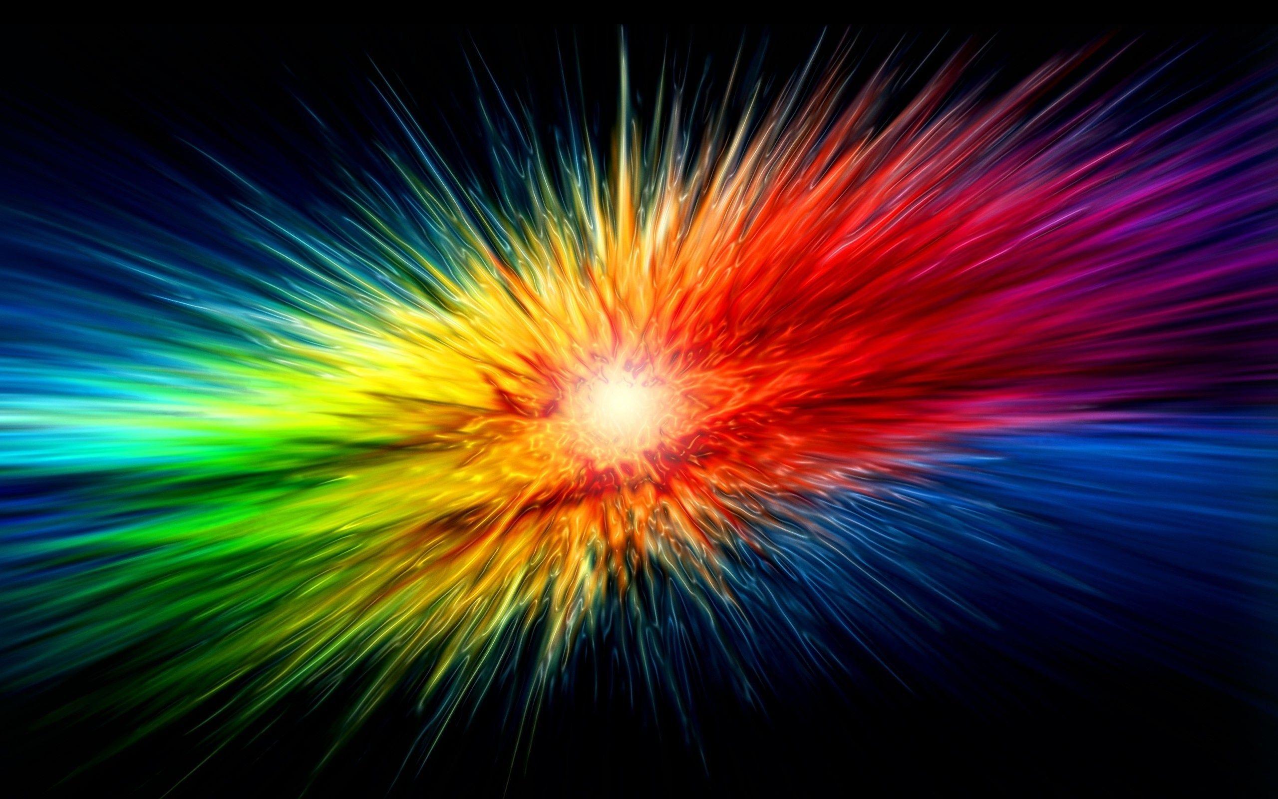 colour-burst-explosion-and-po-high-resolution-2560x1600px : Free ...