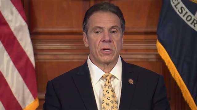 WATCH LIVE NOW: Governor Cuomo gives Tuesday press briefing