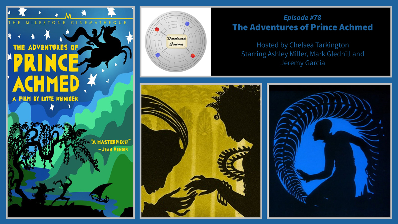 The adventures of prince achmed maudit lotte reiniger gif on gifer.