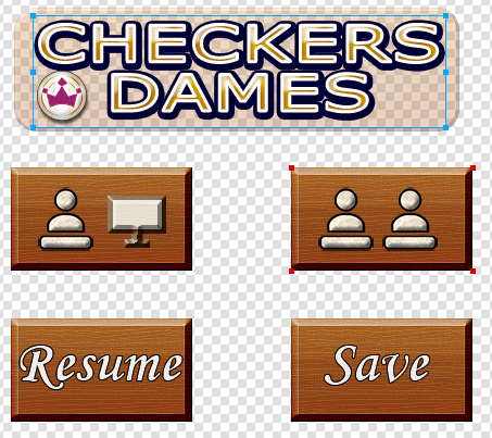 Checkers - Dames - 2