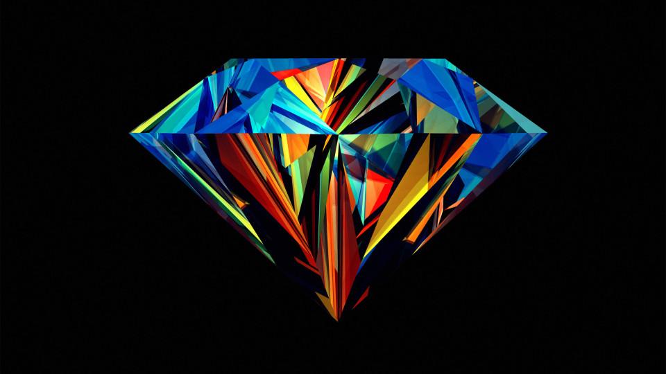 Diamond Hd Wallpaper 960x540 Free Download Borrow And Streaming
