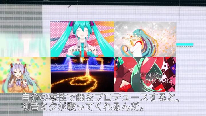 Domino's Pizza App Featuring Hatsune Miku : Hatsune Miku ...