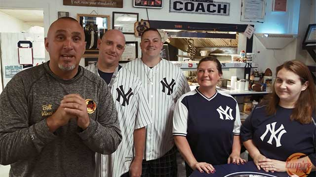 'The Empire Plate' features Coach's Diner in downtown Waterloo (video)