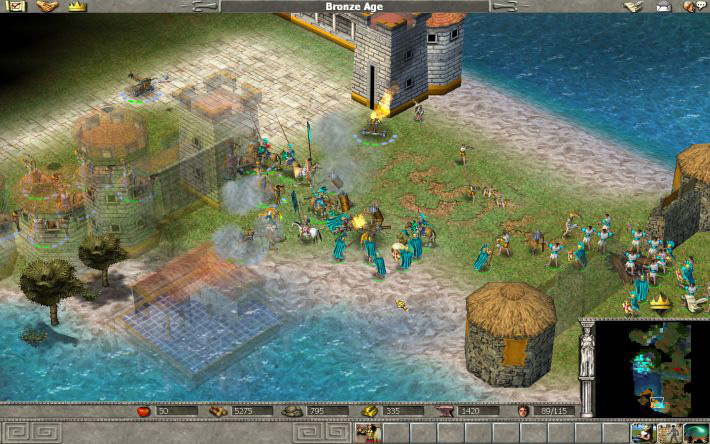 Demos: pc: empire earth iii demo | megagames.