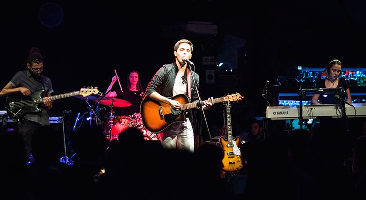 Federico Gómez en concierto, Medellín
