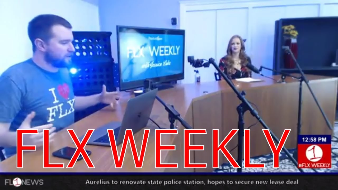FLX WEEKLY: Talking Valentine's Day, the Olympics, and your weekend ahead (podcast)