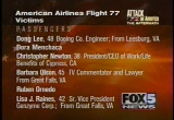 Still frame from: FOX5 Sept. 13, 2001 7:00 pm - 7:42 pm