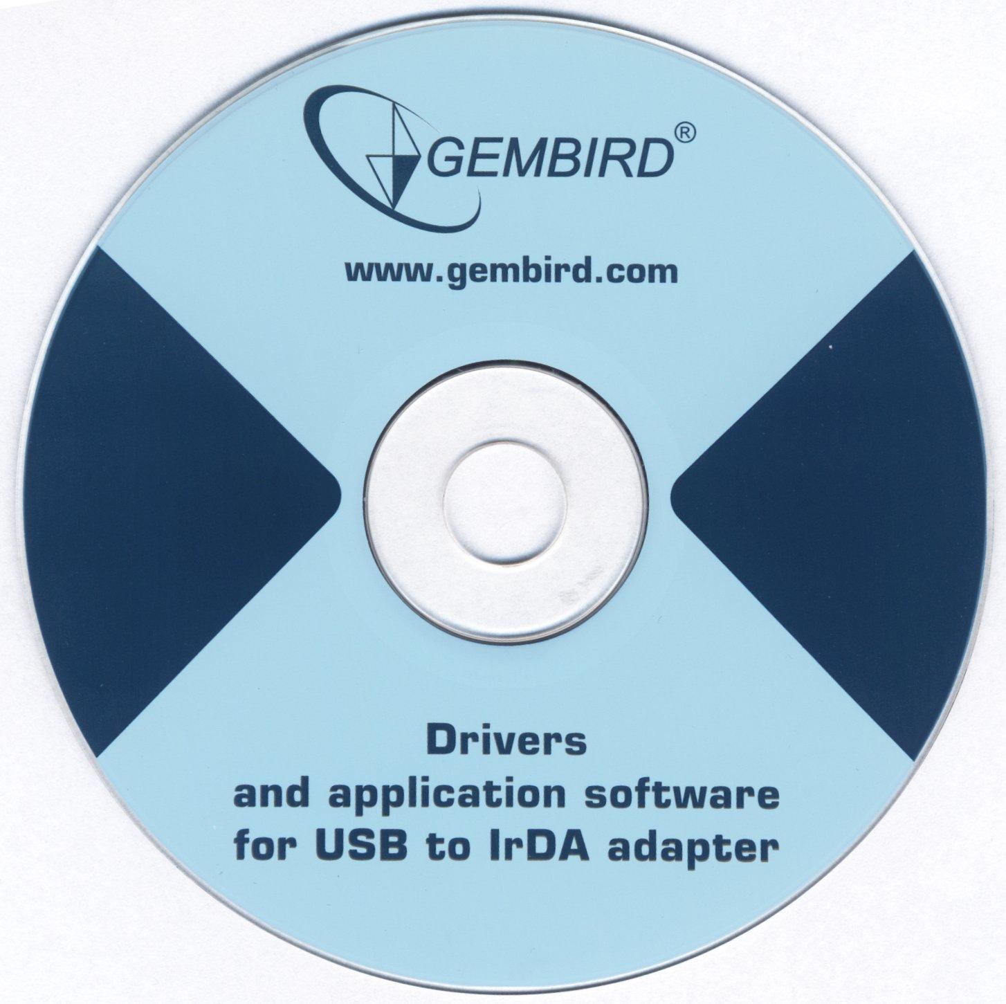 GEMBIRD USB TO IRDA DRIVERS FOR WINDOWS VISTA