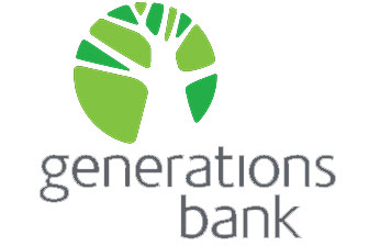 Generations Bank office in Union Springs is designated as a business banking development district
