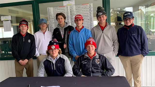 Geneva Panthers senior golfers finish careers with 54 straight match victories