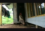 Still frame from: Dadah - Sarimukti Village, Jakarta, Indonesia - Sundanese (Global Lives Project, 2008) ~11:25:08 - 11:39:47