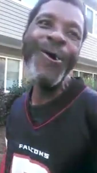 Homeless Man Sings Bump And Grind by R Kelly