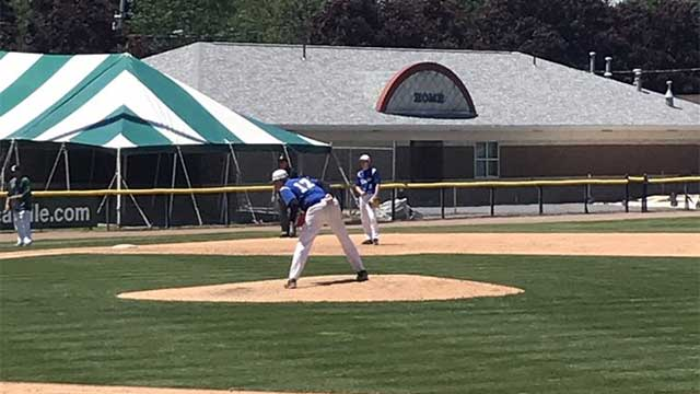 Honeoye falls to Brocton in state semis, 6-4
