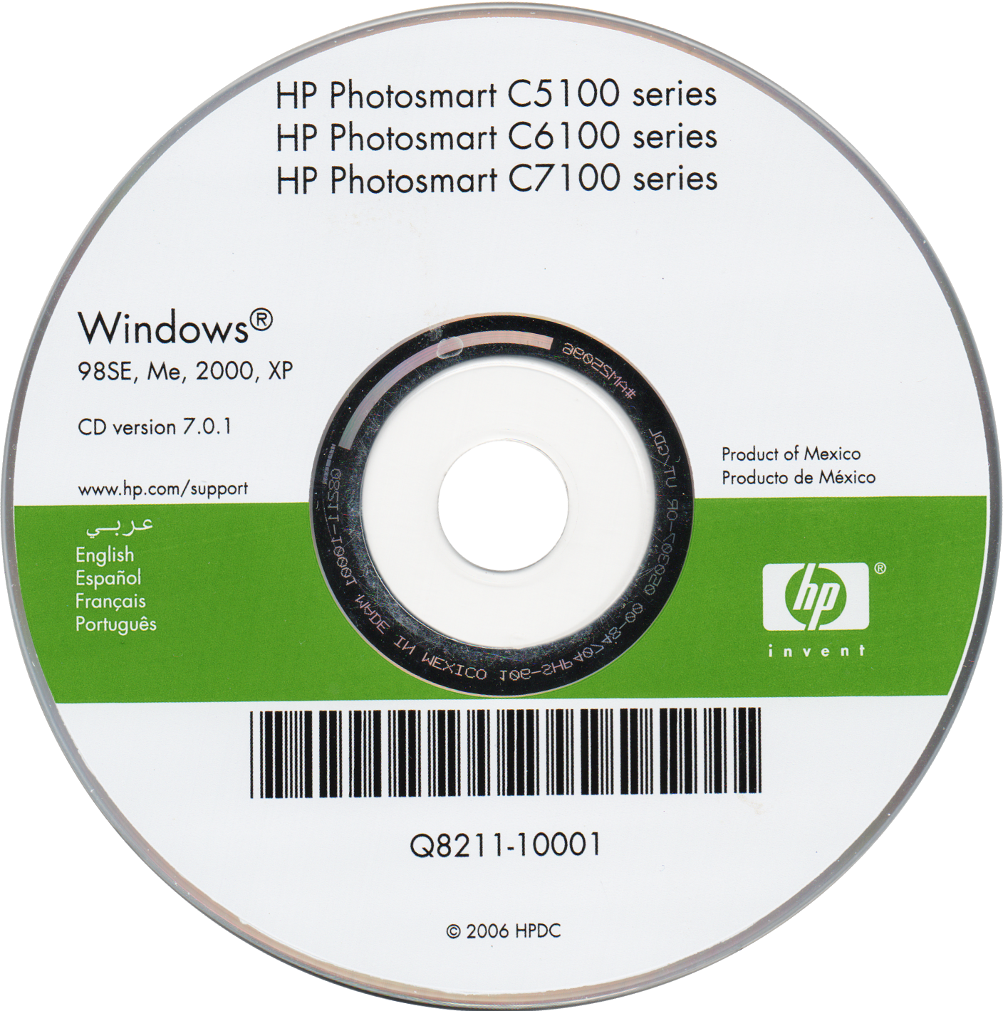 Hp Photosmart C5100 C6100 C7100 Series Hp Free Download Borrow And Streaming Internet Archive
