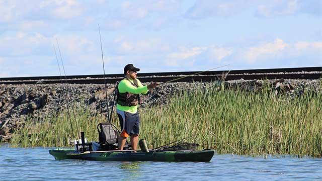 New York State Kayak Fishing Championships coming to Cayuga Lake