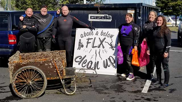 Finger Lakes Clean Up event a success in Watkins Glen (photos)