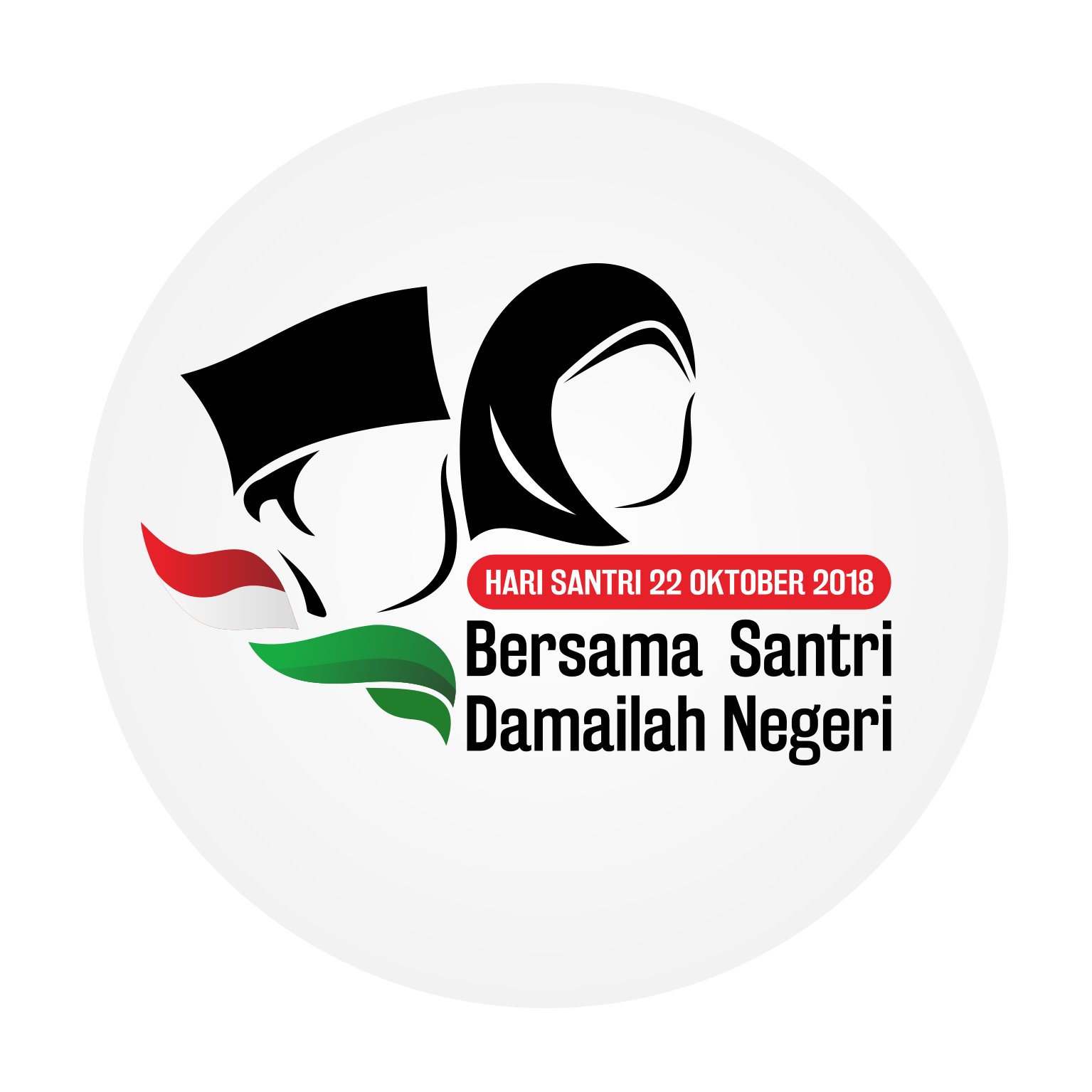 Logo Hari Santri 2018 Free Download Borrow And Streaming