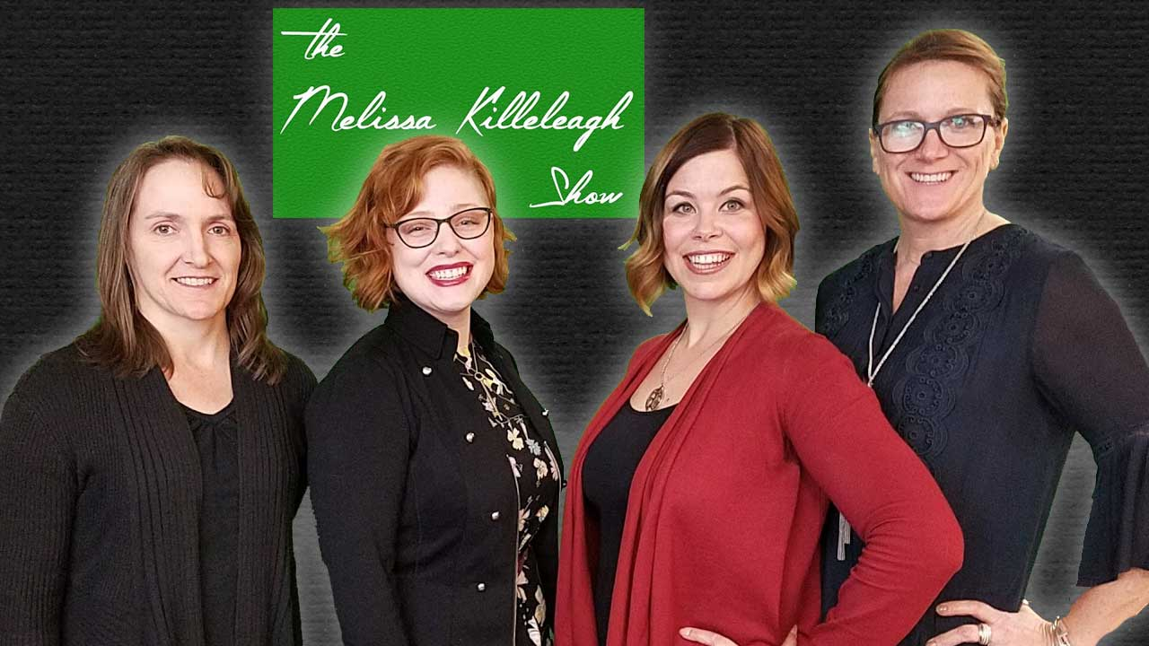 THE MELISSA KILLELEAGH SHOW: Guests who have inspired in the past year (podcast)