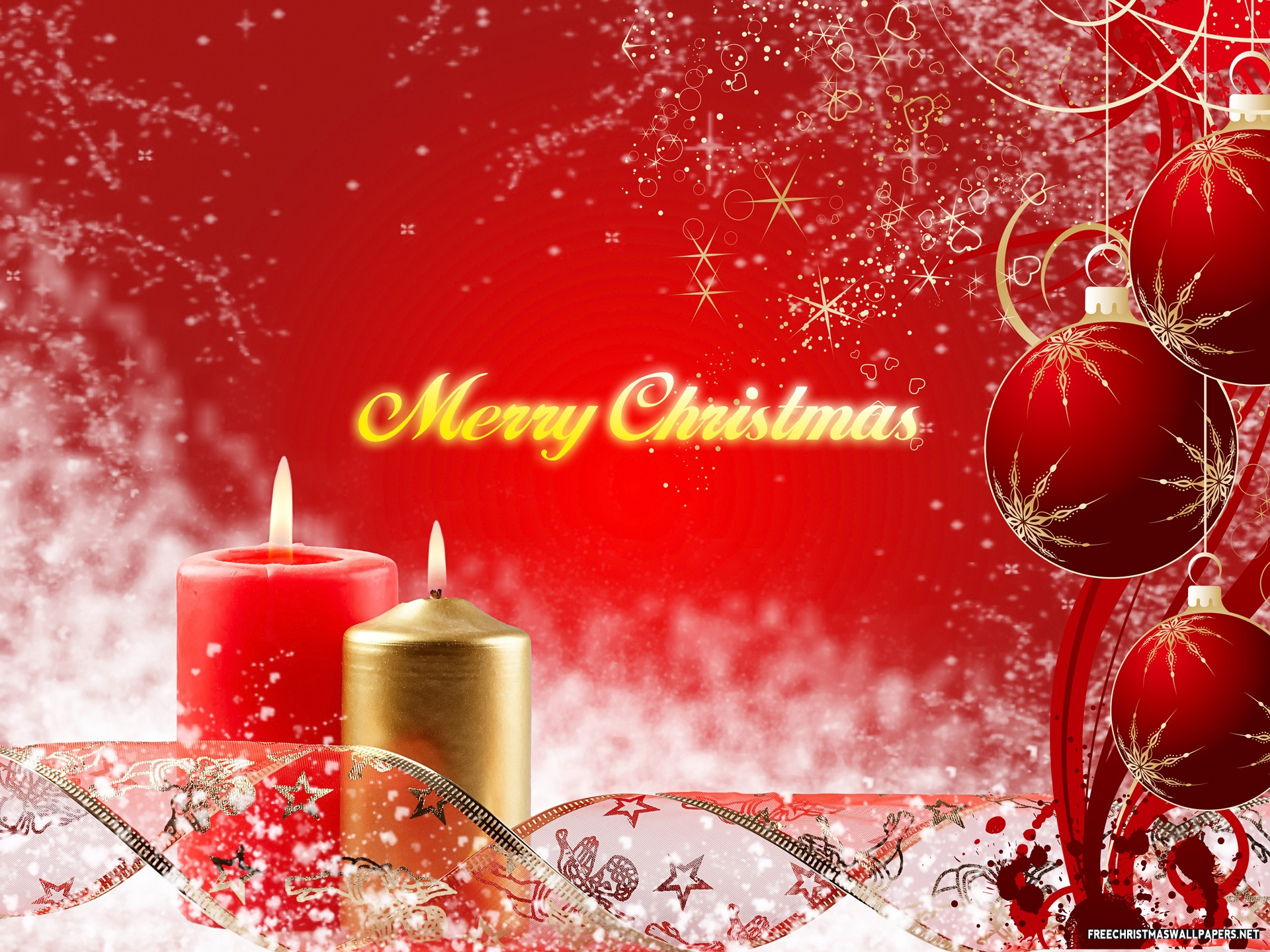 Merry Christmas Images Download.Merry Christmas Candles 218077 Free Download Borrow And