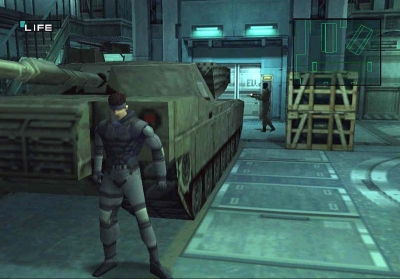 Metal Gear Solid Demo Konami Computer Entertainment Free Download Borrow And Streaming Internet Archive