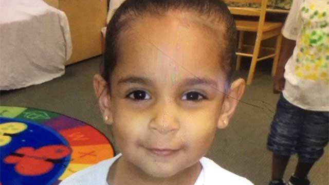 Police search for missing 3-year-old girl in Ontario