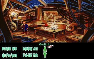 Monkey Island: Carnival of the Damned : Sho-Ryu-Ken corp