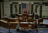 Still frame from: House Proceeding 04-01-09 02