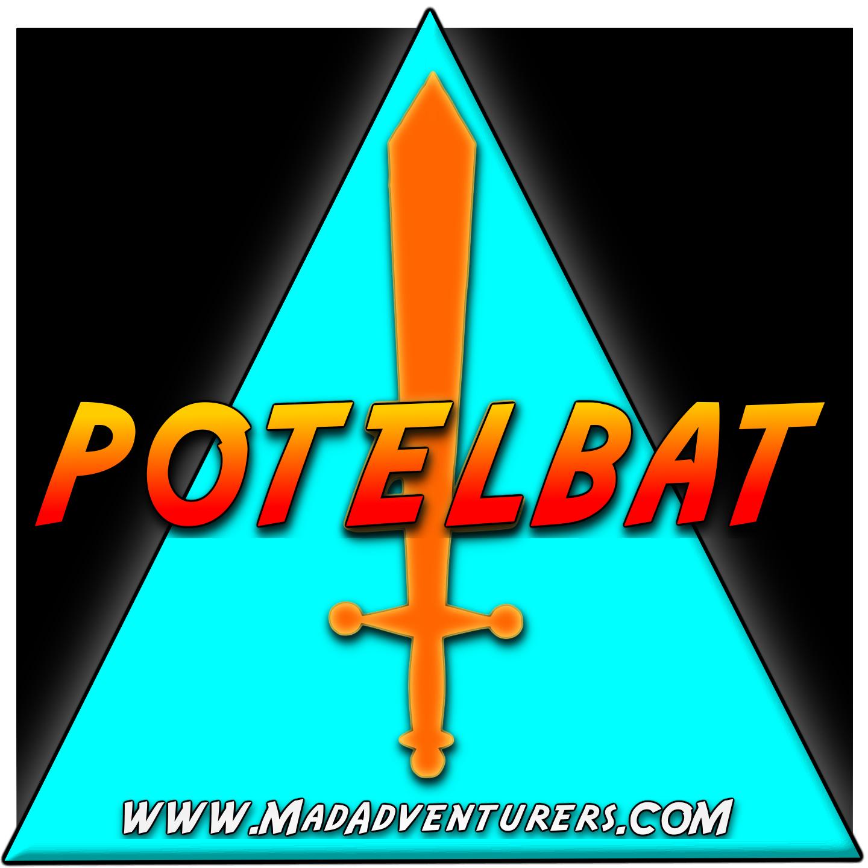 The Mad Adventurers Society » potelbat logo