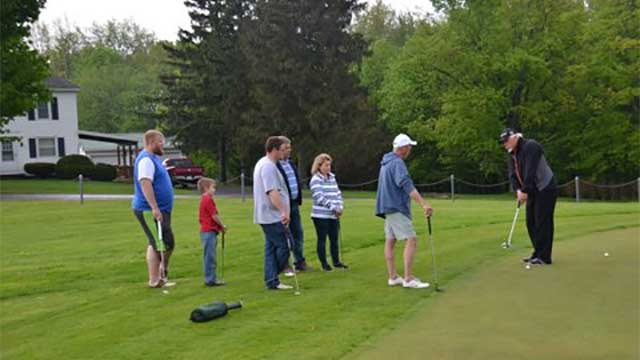 19th annual PGA golf clinic a success at NR-W
