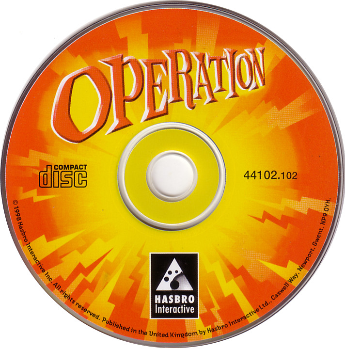Operation For Windows 95 ImaginEngine Vipah Interactive Free
