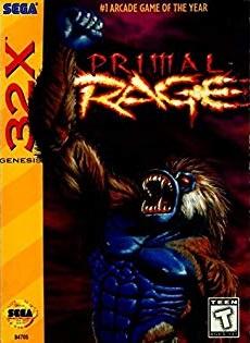 Primal Rage (32X)