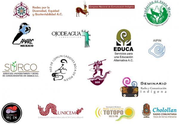 Organizaciones y Radios Comunitarias